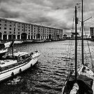 Albert Dock by Lissywitch