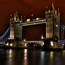 Tower Bridge by G. Brennan