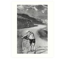 1910 Tour de France Art Print