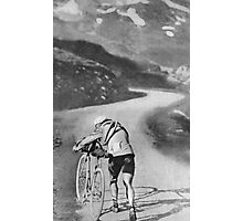 1910 Tour de France Photographic Print