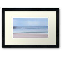 Clashnessie Beach, Assynt Scotland Framed Print