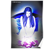 Techicolor Dream Girl Poster