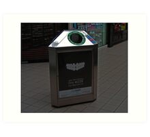 BEAUTIFUL GARBAGE #2 Art Print