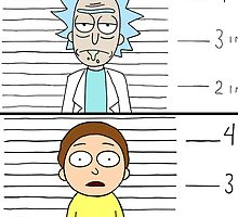 Rick and Morty by Candice-Iva
