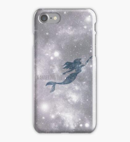 Wandering Free iPhone Case/Skin