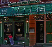 GREEN DOOR by gracestout2007