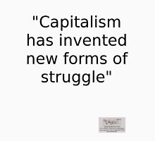 "Situationist saying ""Capitalism..."" Unisex T-Shirt"