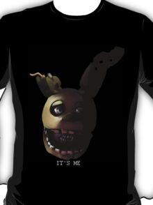 Springtrap's message T-Shirt