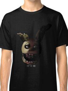 Springtrap's message Classic T-Shirt
