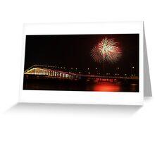 Macau New Years Greeting Card
