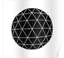 Geodesic  Poster