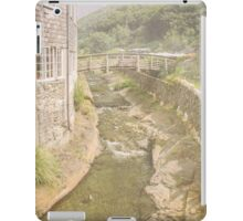The Riverside, Boscastle iPad Case/Skin