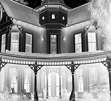 Victorian Hauntings by Paranormal Anonymous