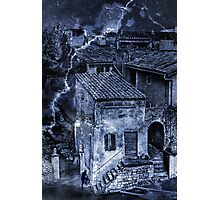 night thief Photographic Print