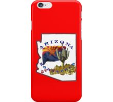 ARIZONA Born and Bred iPhone Case/Skin