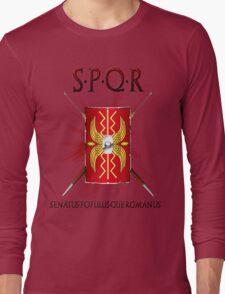SPQR Long Sleeve T-Shirt