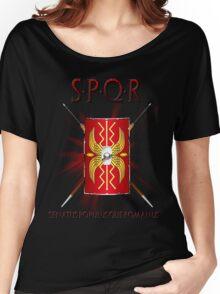 SPQR Women's Relaxed Fit T-Shirt