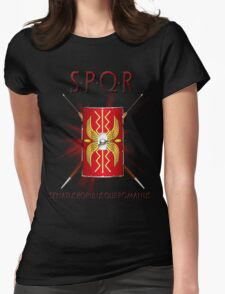 SPQR Womens Fitted T-Shirt