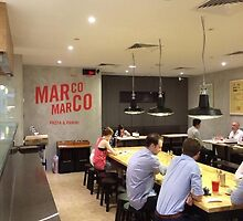 Fresh and Casual Pizza Singapore by marcomarcosg