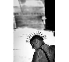 Wild West Punk Photographic Print