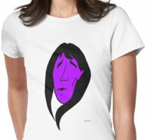 Mourning Girl (violet) T-Shirt