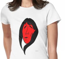 Mourning girl (red face) T-Shirt
