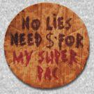 No Lies by Alex Preiss