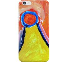William Hazewinkel Acrylic Painting iPhone Case/Skin