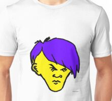 Youth(violet hair yellow skin) T-Shirt