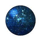 Star Geodesic by Terry  Fan