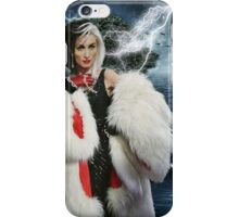 Cruella de Vil iPhone Case/Skin