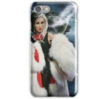 Cruella de Vil iPhone Case/Skin