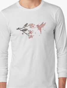 Blossom Bird  Long Sleeve T-Shirt