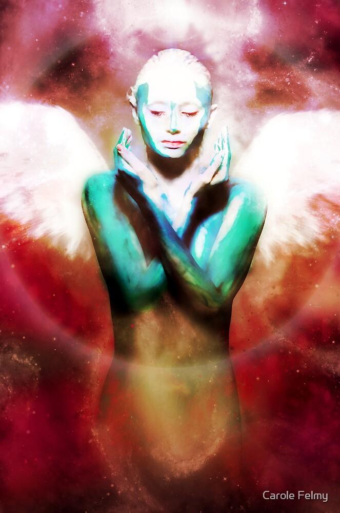 Seraphim by Carole Felmy