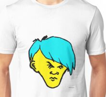 youth(cyan hair) T-Shirt