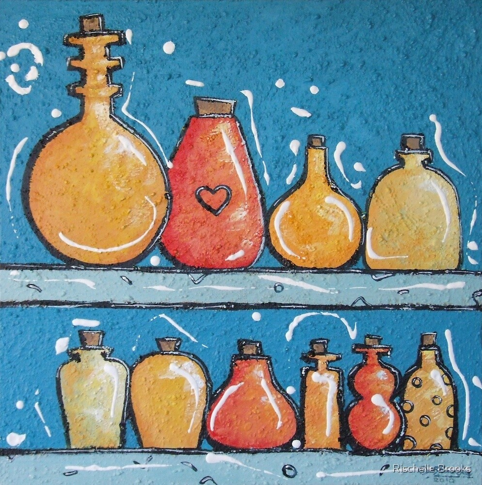 Lotions and Potions by Rischelle Brooks