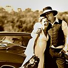 Wedding R1- Sepia by JimFilmer