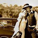 Wedding R1- Sepia by JimFilmer