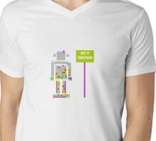 get it together Mens V-Neck T-Shirt