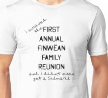 Family Reunions Unisex T-Shirt