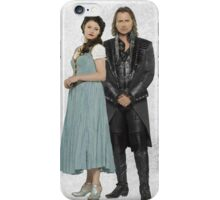 Rumbelle iPhone Case/Skin