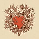 Heart of Thorns  by Terry  Fan