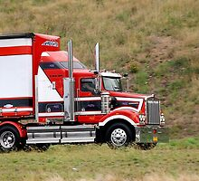 'K.E.L Kenworth' by Gavin J Hawley