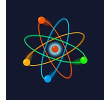 Atomic Structure Photographic Print
