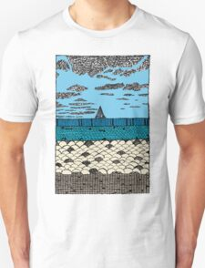 Crystal Cove Sailing T-Shirt
