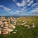 Lindisfarne by Rachael Talibart