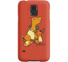 Number 4, 5 and 6 Samsung Galaxy Case/Skin