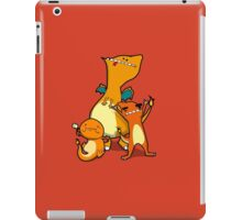 Number 4, 5 and 6 iPad Case/Skin