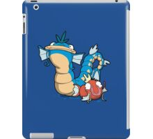 Number 129 and 130 iPad Case/Skin