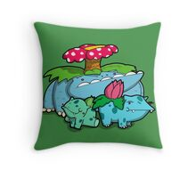 Number 1, 2 and 3! Throw Pillow